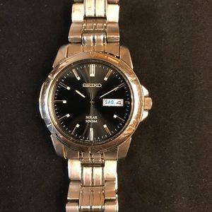 Seiko 100M Watch